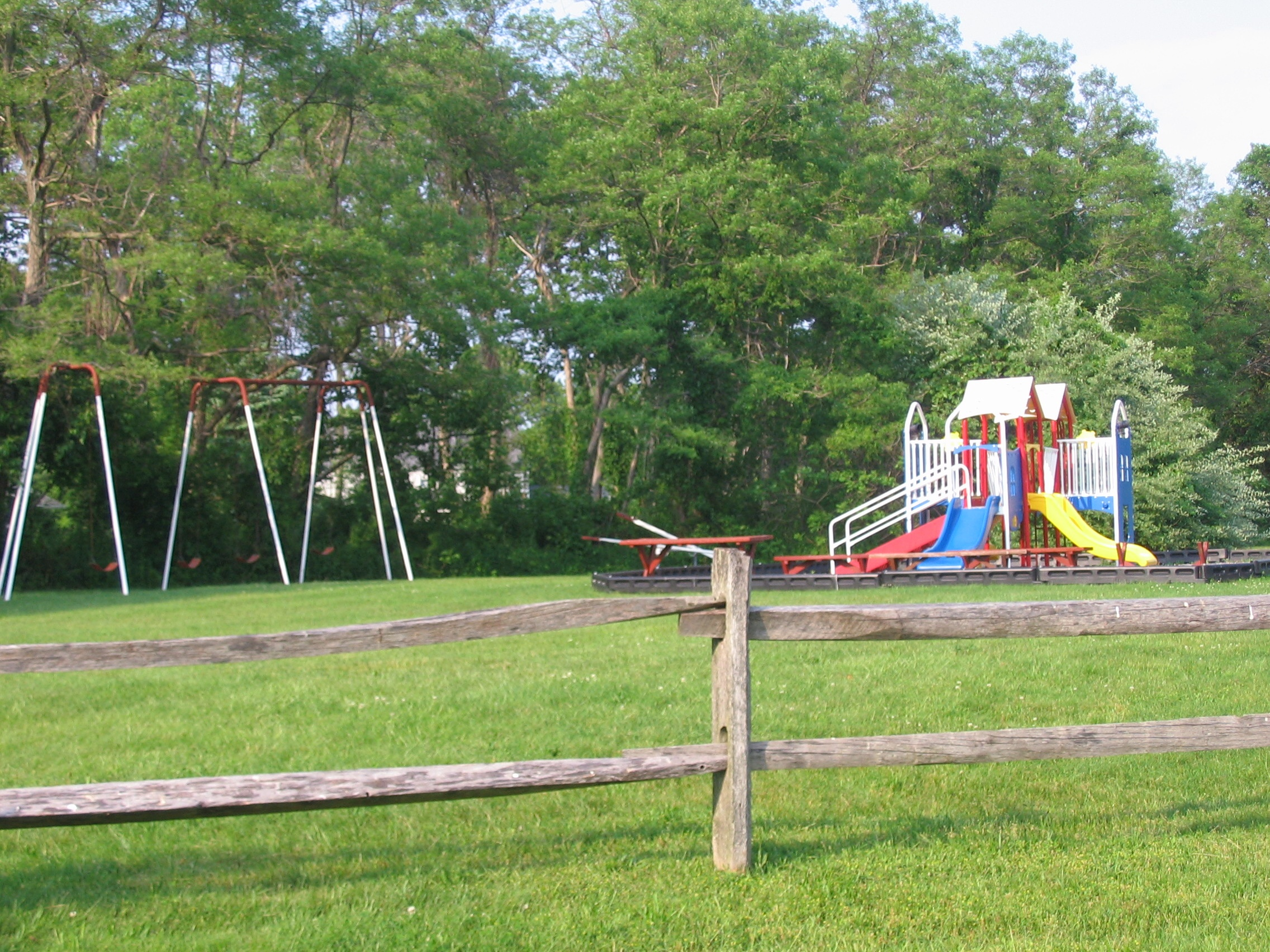 Swing-Slide Belle Terre Park