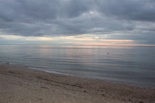 Beach Sunset North 009