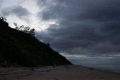 Beach west clouds 016