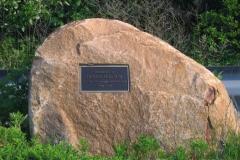 Denis Ableson memorial Rock
